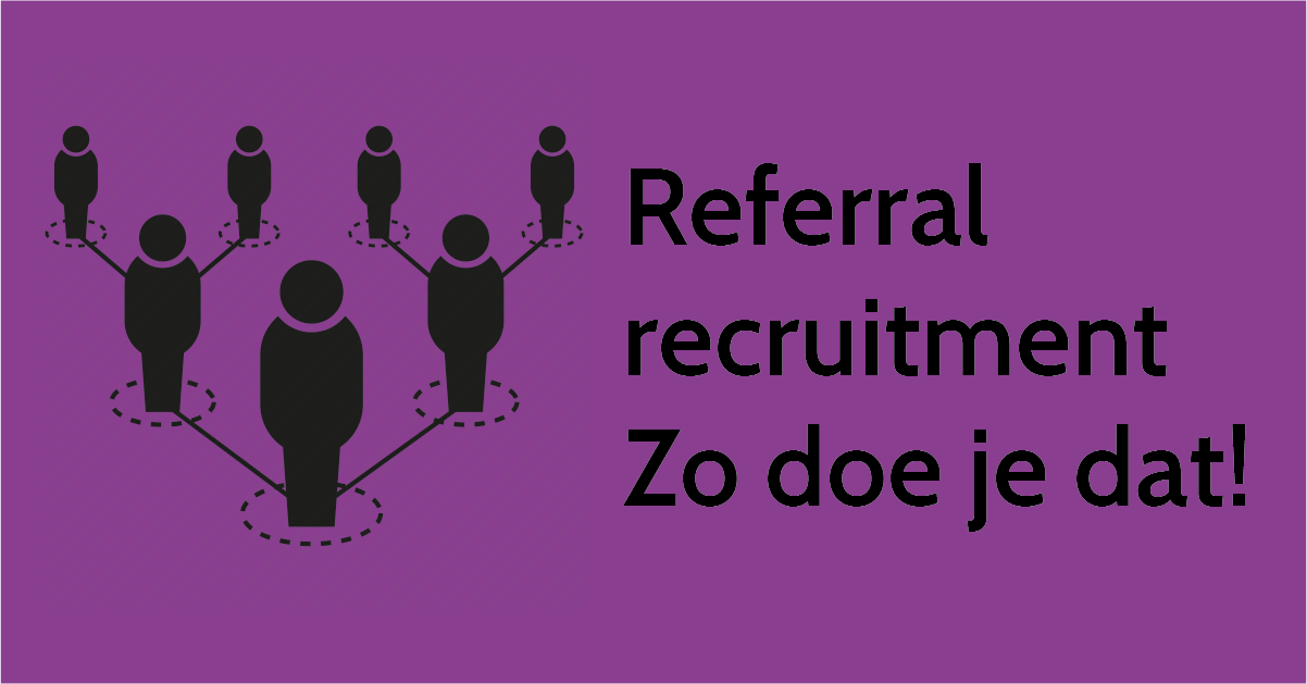 Blog - referral recruitment